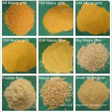 Complete Set Corn Mill Line Corn Flour Plant