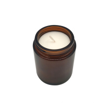 Luxury Fragrance Soy Wax Candle In Glass Jar