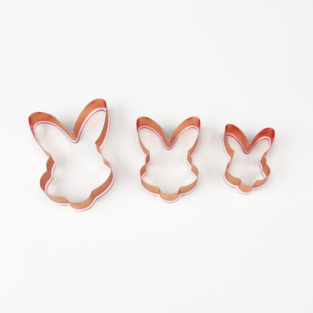 Rabbit Cookie Cutter D