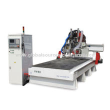 Wood Engraving Machine, Applicable for Cabinet Doors and Solid Wood Doors