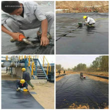 National standard dam liner hdpe geomembrane