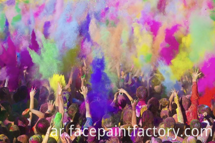 Color Runs