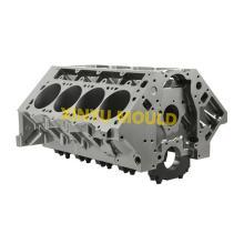 HPDC Aluminium Engine or Cylinder Block die
