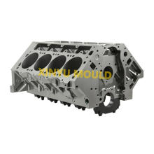 HPDC Aluminium Engine or Cylinder Block die