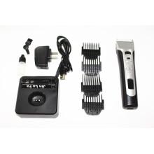 Tosquiadeira de cabelo de 15 watts recarregável de uso doméstico