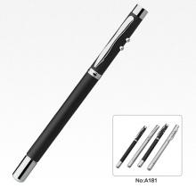 Рекламная ручка со светодиодной лазерной указкой