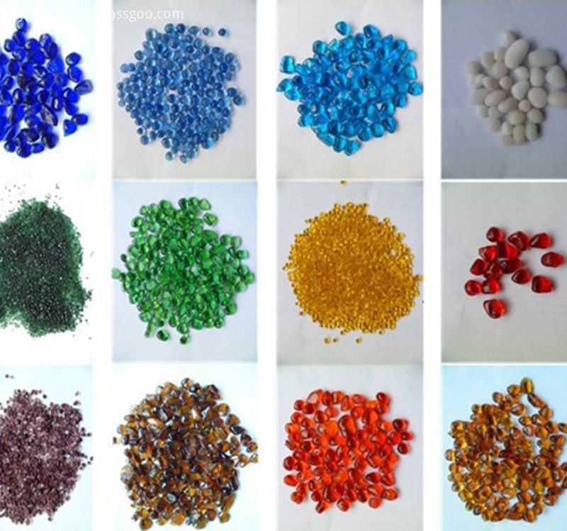 industrial decorative glass beads