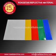 Cubrir reflexivo relieve exquisito multicolor