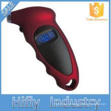HF-HB Melhor Popular Pneu Imprensa Calibre Venda Quente Medidor de Pneus Digital Portátil Acessório Do Carro Digital Medidor De Pressão Dos Pneus