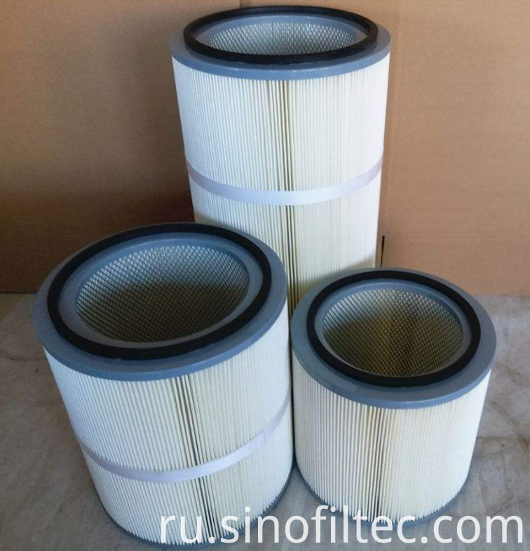 Industrial Dust Filters