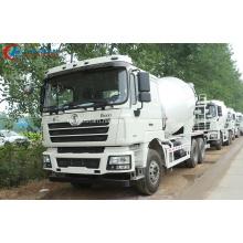 2019 New SHACMAN 15yd Concrete Mixer Truck