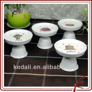mini ceramic cake holder