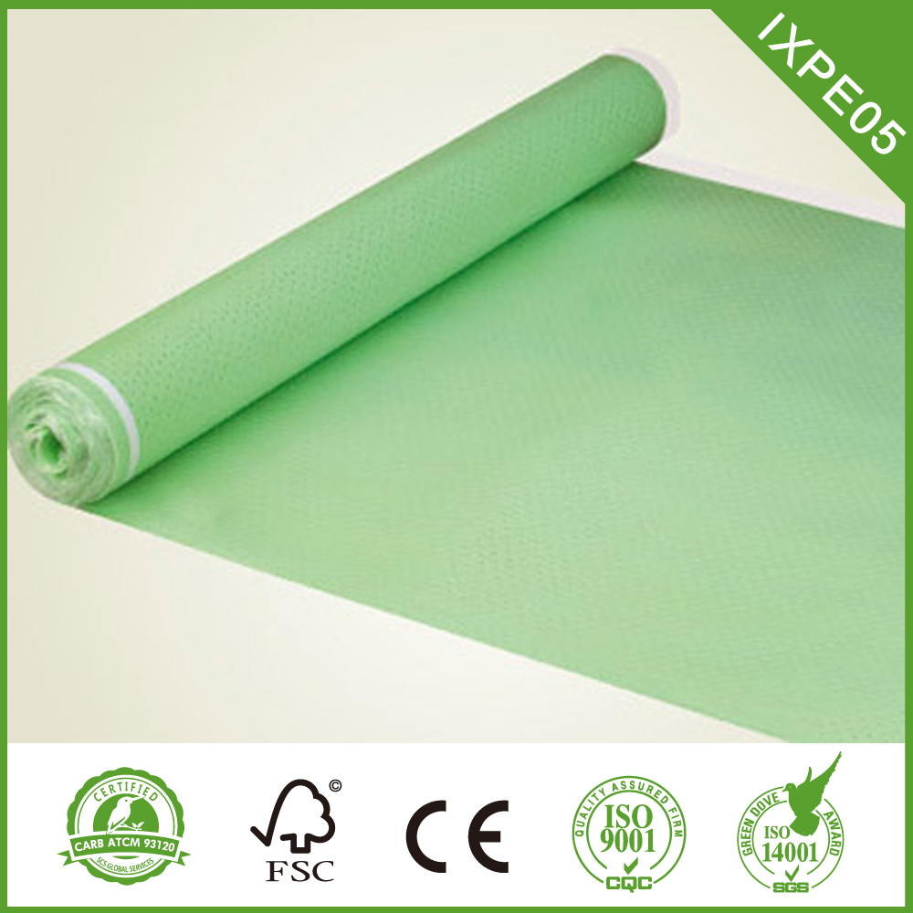 Flooring Underlay for Laminate