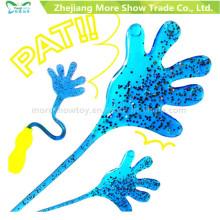 TPR Plastic Hands Sticky Toys Fêtes de fête des enfants