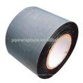 High density polyethylene film rubberized asphalt waterproof flashing membrane