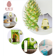 Pine cone essencial oil  fresh plant aroma