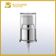 Aluminium Lotion Pump with AS Overcap