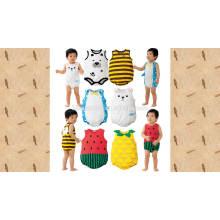 2016 новый дизайн инс горячая распродажа 100% хлопок детские ромпер костюм