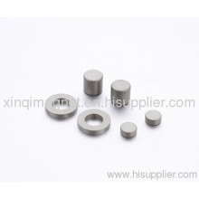 Alnico Disc And Ring Shape Magnets