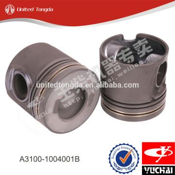 Piston de moteur A3100-1004001B pour YC6A