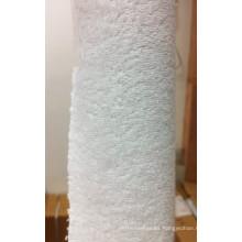 tela impermeable del protector del colchón del algodón polivinílico de la toalla