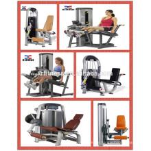 Коммерческой пригодности машины прочности оборудования гимнастики/ разгибание ног
