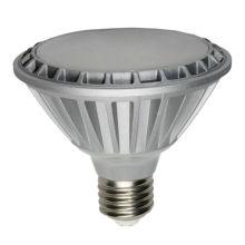 Pescoço curto dos projectores do diodo emissor de luz PAR30 E27 / E26 Certificação do CE ROHS do CE de 11W TUV Dimmable 3 anos de garantia