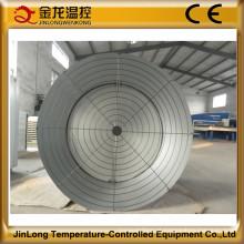 Fã automático do cone de exaustão da fibra de vidro de Jinlong para a casa das aves domésticas