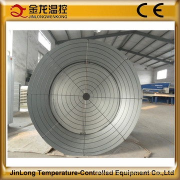 Jinlong Double-Door Cone Fan (Butterfly Cone fan) for Poultry House