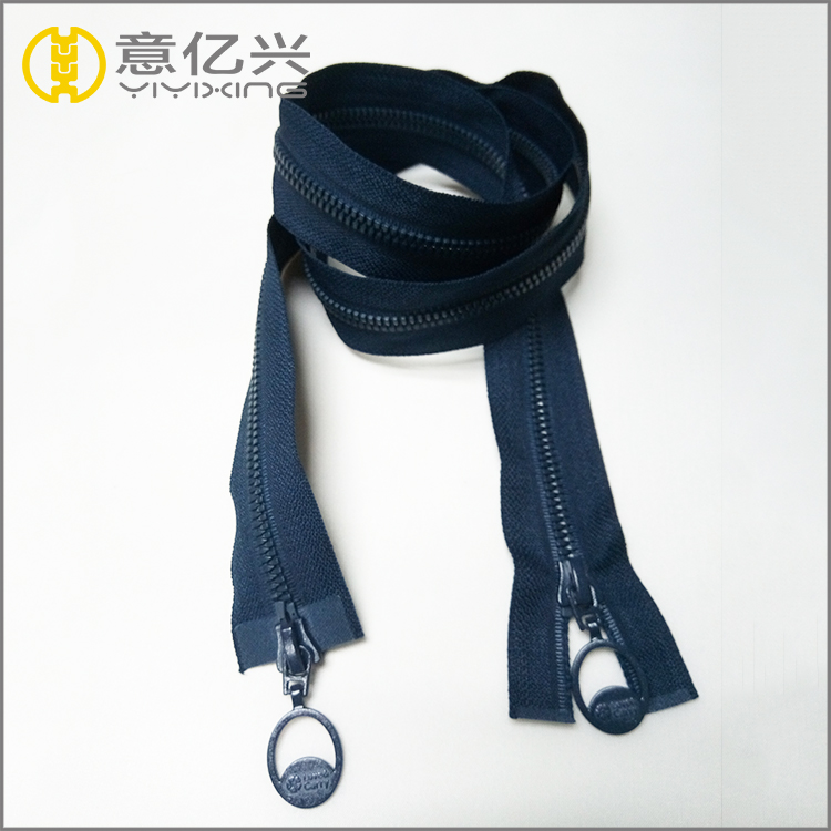 high quality resin zipper