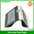 Светодиодная солнечная настенная лампа Smart Solar & Sensor LED Солнечная настенная лампа RoHS Ce