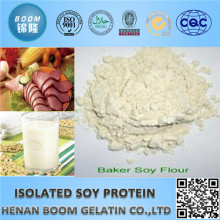 Manufact Gelation Isolated Soy Protein