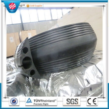 Dumbell Type Rubber Water-Resistant Sheet, Heavy Wheeled Traffic Used Heavy Duty Rubber Cable Protector