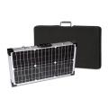 Tragbarer Sonnenkollektor 60watt mit hoher Leistungsfähigkeit (SGM-F-60W)