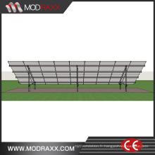 Montures solaires en aluminium de puissance verte (XL193)