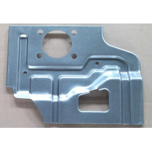Stanzplatte in Stahlwerkstoff