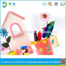Umweltfreundliche Marker für Kinder auf Porzellan