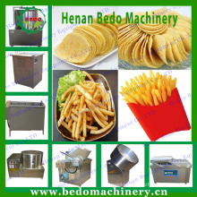 Factory Supply French Fries Production Line Potato Crisps Machinery