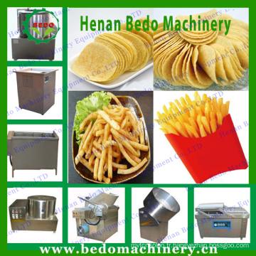 BEDO chips de pommes chips faisant la machine