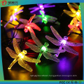 Solar LED String Light with Dragonfly and Butterfly