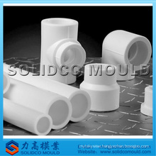 plastic fitting pipe injection mould