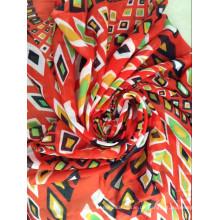 Gesponnenes Polyester-Voile-Gewebe für Kopftuch