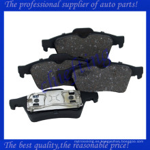 FDB1675 44060-AV725 7701206609 7701207996 7701207968 pastillas de freno de cerámica del coche para jagura xj