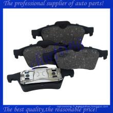 FDB1675 44060-AV725 7701206609 7701207996 7701207968 voiture plaquette de frein en céramique pour jagura xj