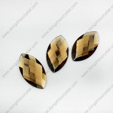 Оптом Модные Красочные Декоративные Наветт Стеклянный Камень