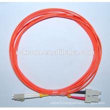 LC-SC MM 62.5/125 Zipcord 3.0MM 5M Fiber Optic LC-SC patch cord