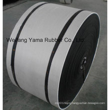 Rubber Conveyor Belt with Top Cover Thickness 4mm Bottom Cover Thickness 2mm