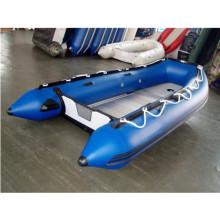 Bateau de pêche Chine 420 PVC gonflable