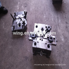 Custom made spare parts plastic injection moulding