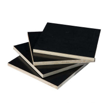 Building construction reused 10 times 21mm black film faced plywood
